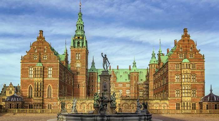 Frederiksborg Palace - Denmark