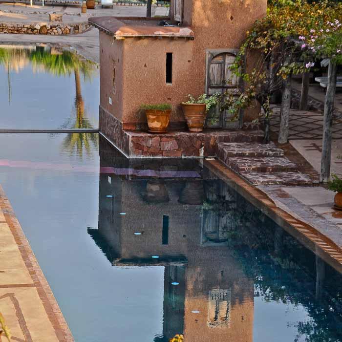 Beldi Hotel in Morrocco
