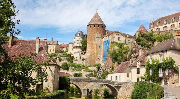 Burgundy in France