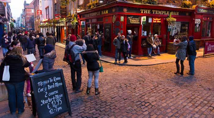 Dublin in Ireland, Europe
