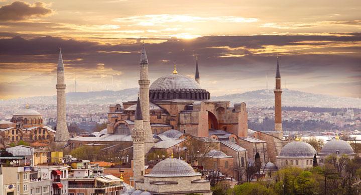 Hagia Sophia in Instanbul