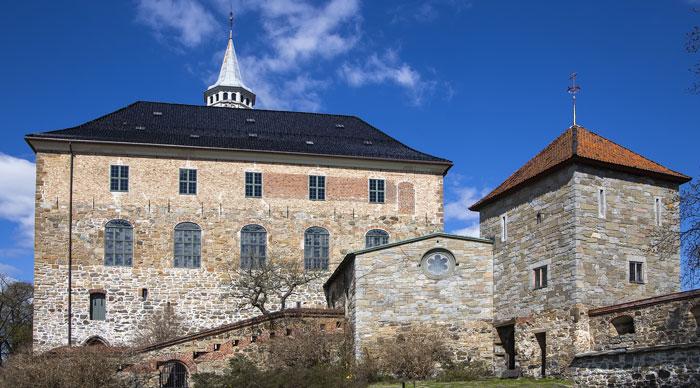 Akershus Festning in Oslo