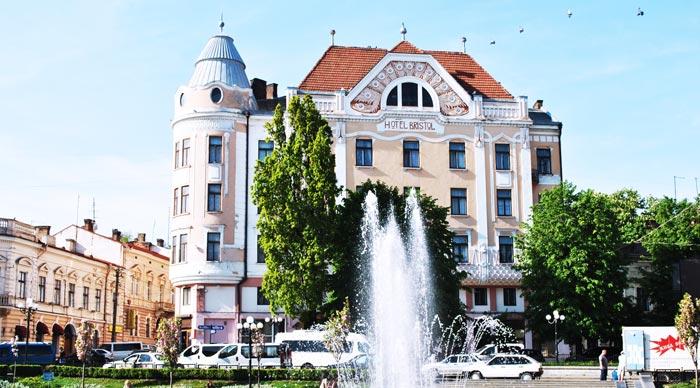 Chernivtsi City