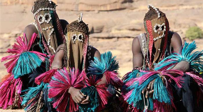 Dogon Trek Mali