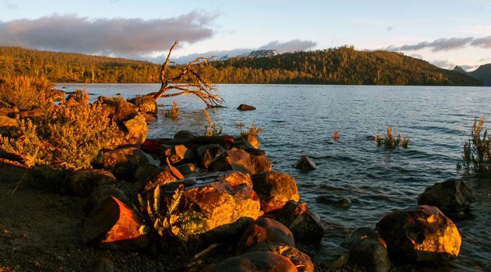 Overland Trekking Trail Australia