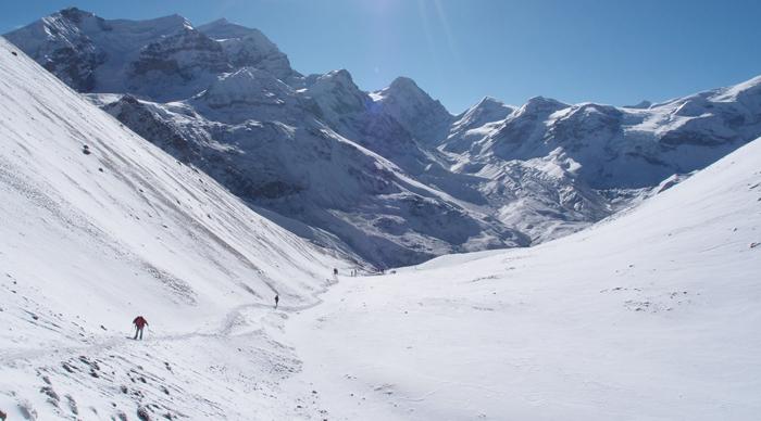 Trekking in Annapurna Circuit