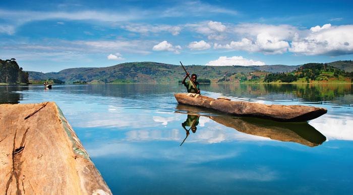 Bunyonyi Lake