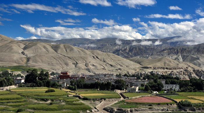Lomangthang Upper Mustang