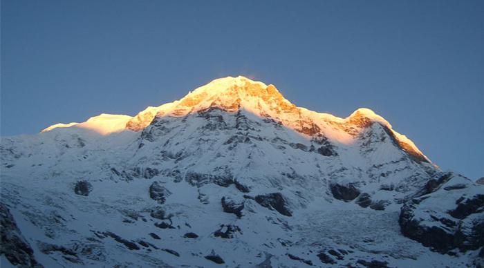Mt. Annapurna 1