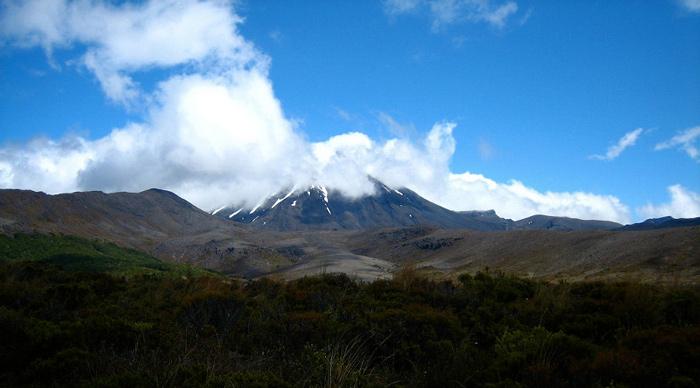 Northern circuit route Kilimanjaro