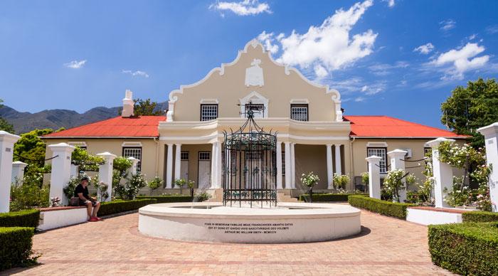 Franschhoek South Africa
