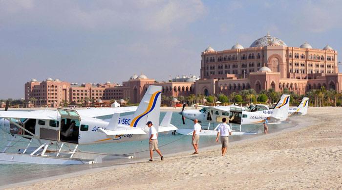 Sea Plane Tour Abu Dhabi