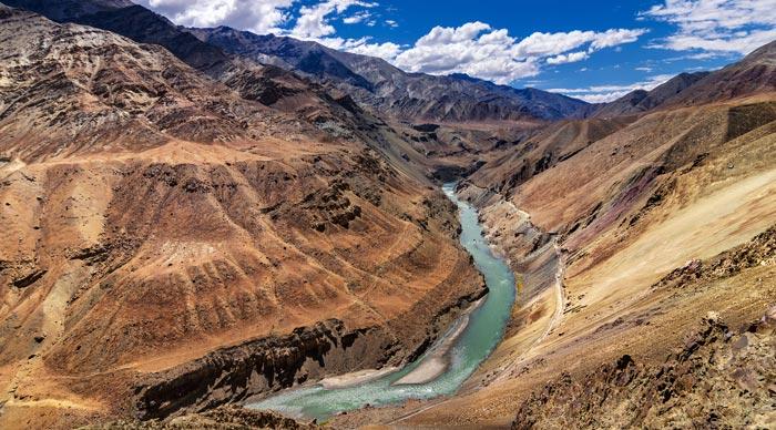 Zanskar River Ladakh