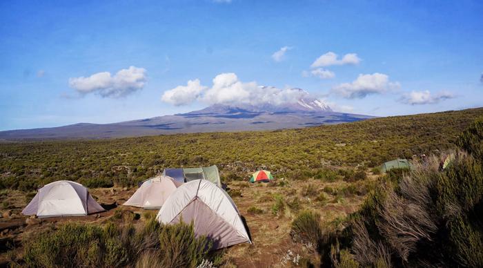 Mt. Kilimanjaro Tanzania