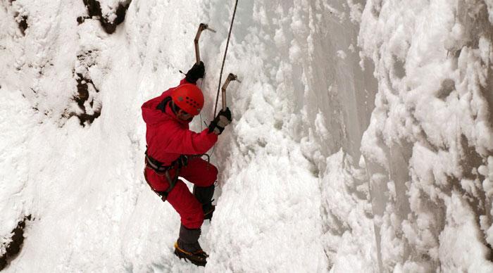 Natal Drakensberg Ice Climbing