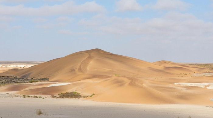 Swakopmund Sandboarding