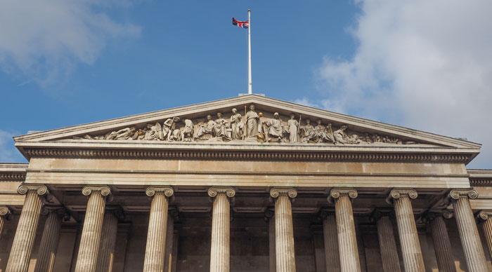 British Museum In London
