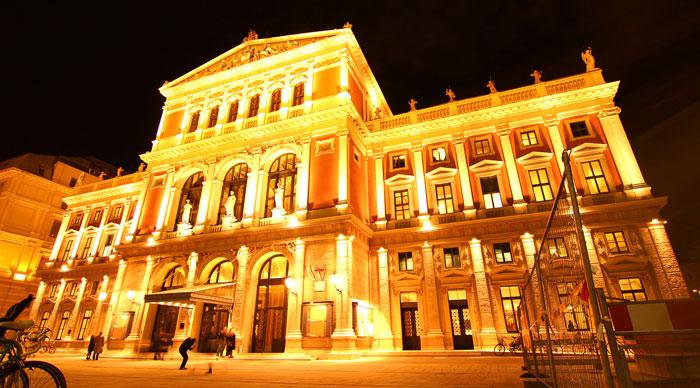 Opera House during night