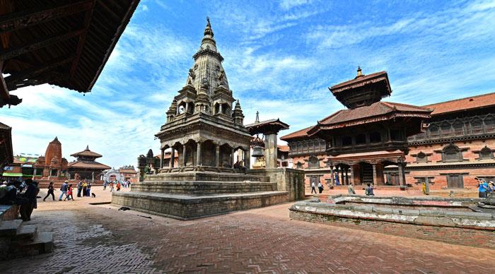 Bhaktapur, an Unesco Heritage Architecture