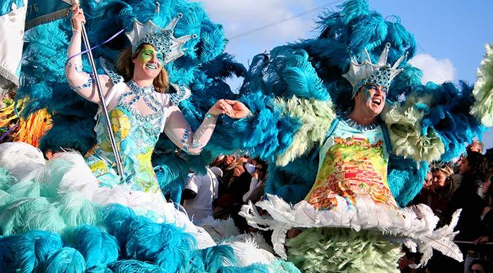 Festival of fiesta de las Marga in Buenos Aires