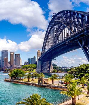 Oceania Tours